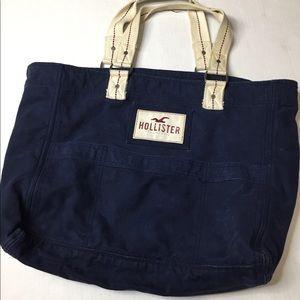 HOLLISTER Large Tote Shoulder Bag